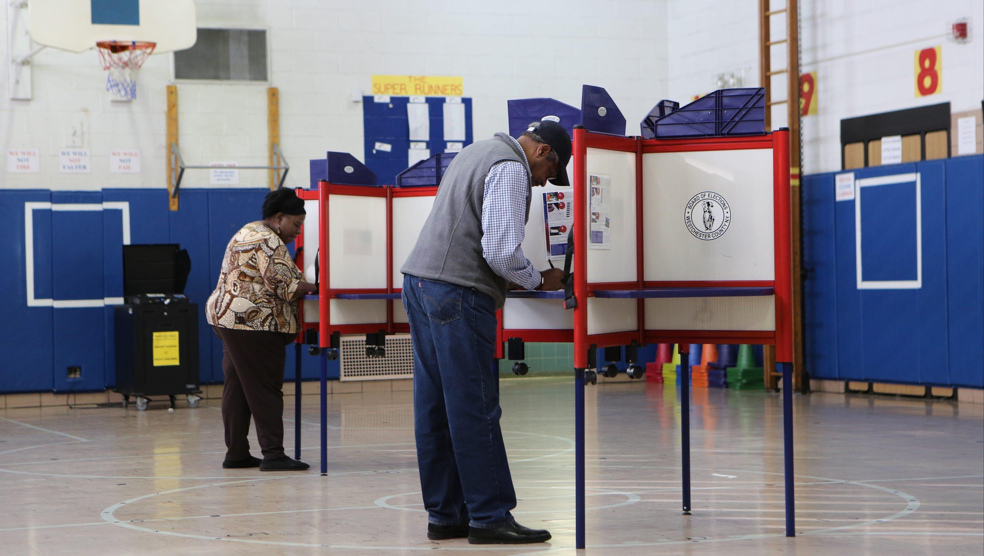 Election 2018 Candidates Ballot For Westchester Rockland Putnam