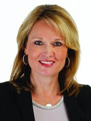 Laura Hollingsworth, president of the USA TODAY NETWORK - Tennessee