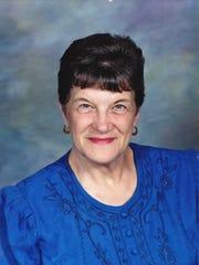 Peggy Burrell Davis Ownbey