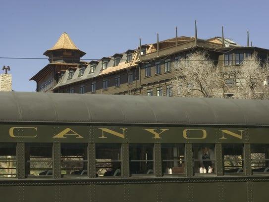 El Tovar Hotel Closed