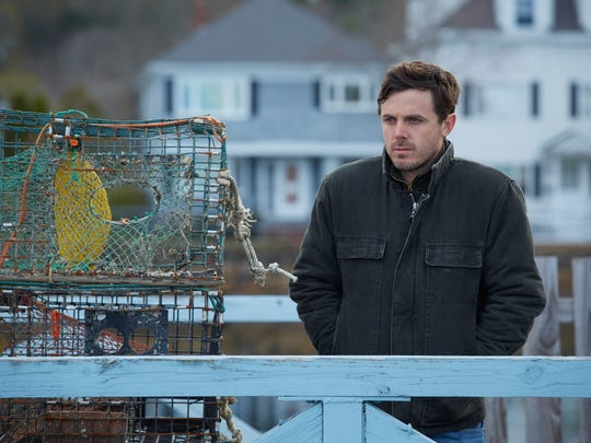 Casey Affleck plays a handyman forced to confront a past tragedy in 'Manchester by the Sea.'