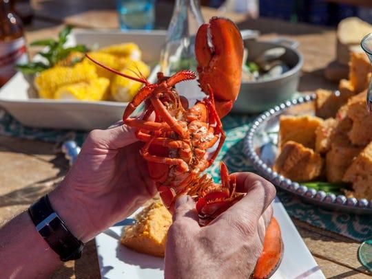 Enjoy Lobster Bake Tuesdays at the Langosta Lounge