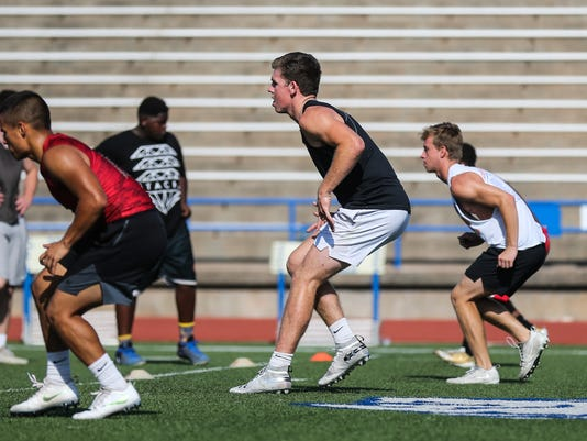 Football strength and condition summer 2018