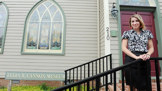 Allison Schell is leaving her post as director of the Milton Historical Society.