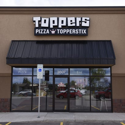Toppers will open its second location May 7 at 3607 E. 10th St.