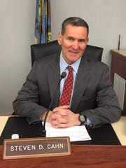 Piscataway Township Councilman Steven D. Cahn