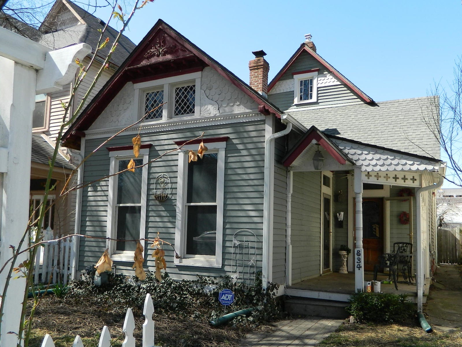 Sarah nielsen project home indy