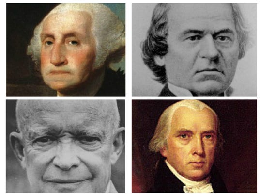 best worst presidents