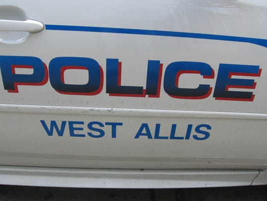 West Allis Police squad car