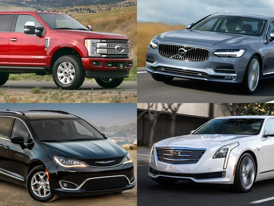Gm Leads Pack Of Vehicle Of The Year Semifinalists