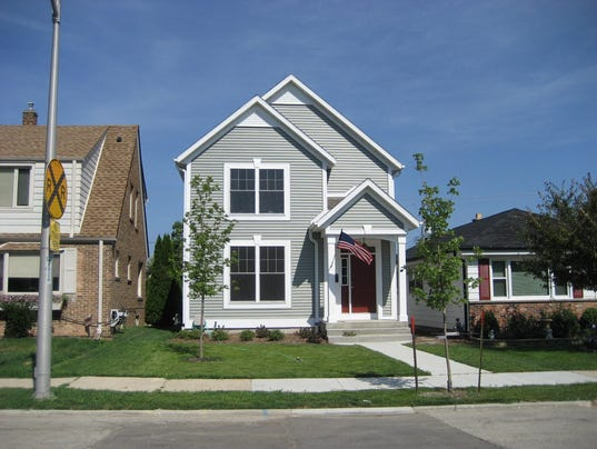 a neighborhood stabilization house