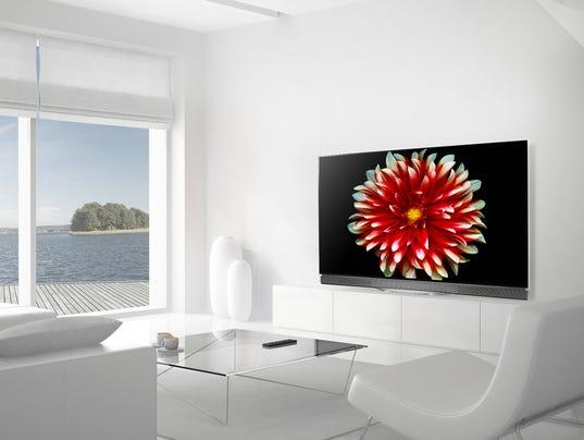 LG E7 2017 OLED TV