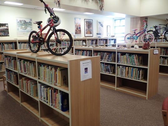 Budget cuts force school library closure