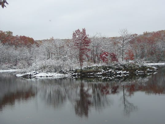Butler Reservoir in Kinnelon