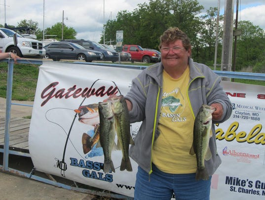 Bass 39 n gals then and now for Local bass fishing clubs