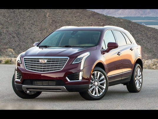 2017 cadillac xt5. Black Bedroom Furniture Sets. Home Design Ideas