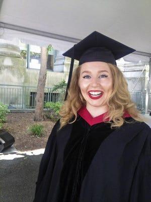 Lauren Bateman of Reno graduated from Harvard Law.