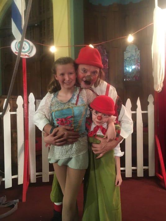 12/27-1/7: Zoppé Family Circus
