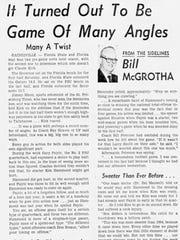 Bill McGrotha's story