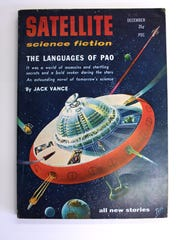 A Satellite Science Fiction from December 1957, in