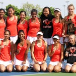 The Northville girls tennis team repeated as Division 1 regional champions.
