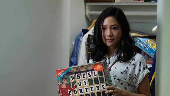 Constance Wu as Jessica on 'Fresh Off the Boat.'