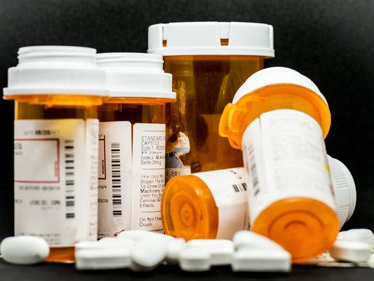 Prescription Pills and Containers