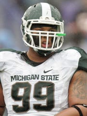 No. 18: Jerel Worthy,  DT (2008-11). The buzz: He was a disruptive force in the middle of MSU's defensive line from 2009-11 before leaving a year early for the NFL.