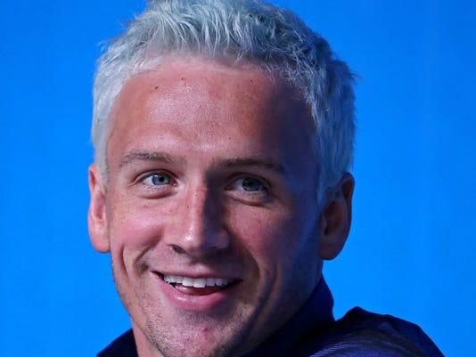 USP OLYMPICS: USA SWIMMING PRESS CONFERENCE S OLY USA
