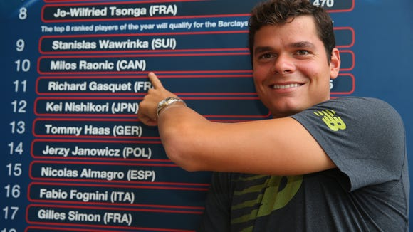 Why tennis rankings change so frequently but still get it right