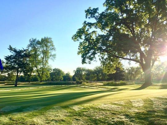 Kensington Metropark golf course in Brighton.