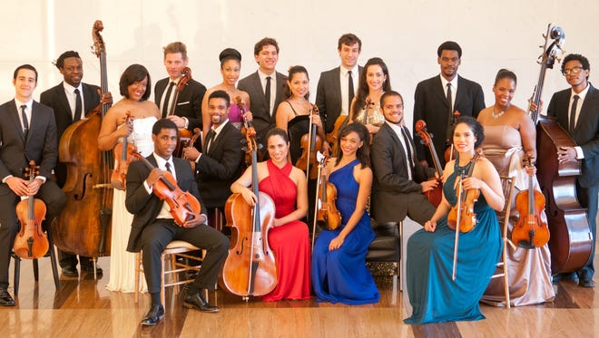 Sphinx Virtuosi will perform Oct. 27 at the Wilson Center in Brookfield.