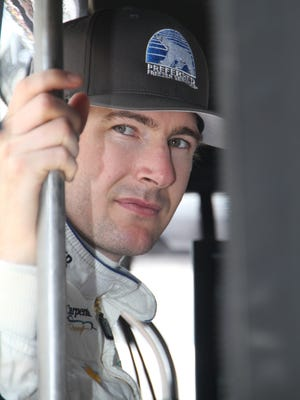 JR Hildebrand was named last week to the seat in the No. 21 Chevrolet for Ed Carpenter Racing. The deal gives the 28-year-old his first full-time IndyCar Series ride in five years.