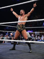 WWE NXT champion Bobby Roode will be at Asbury Park's Convention Hall on Friday, Feb. 10.