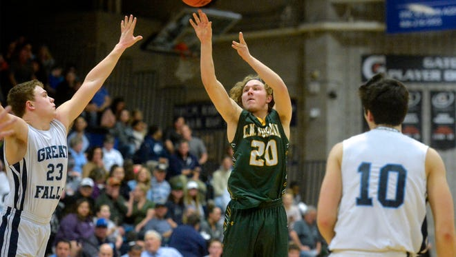 CMR's Garrison Rothwell scored 21 points as the Rustlers defeated Havre Friday.