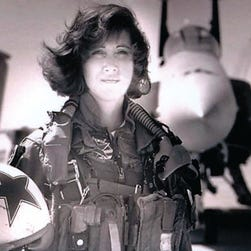 Southwest emergency landing pilot Tammie Jo Shults is a pioneer with 'nerves of steel'
