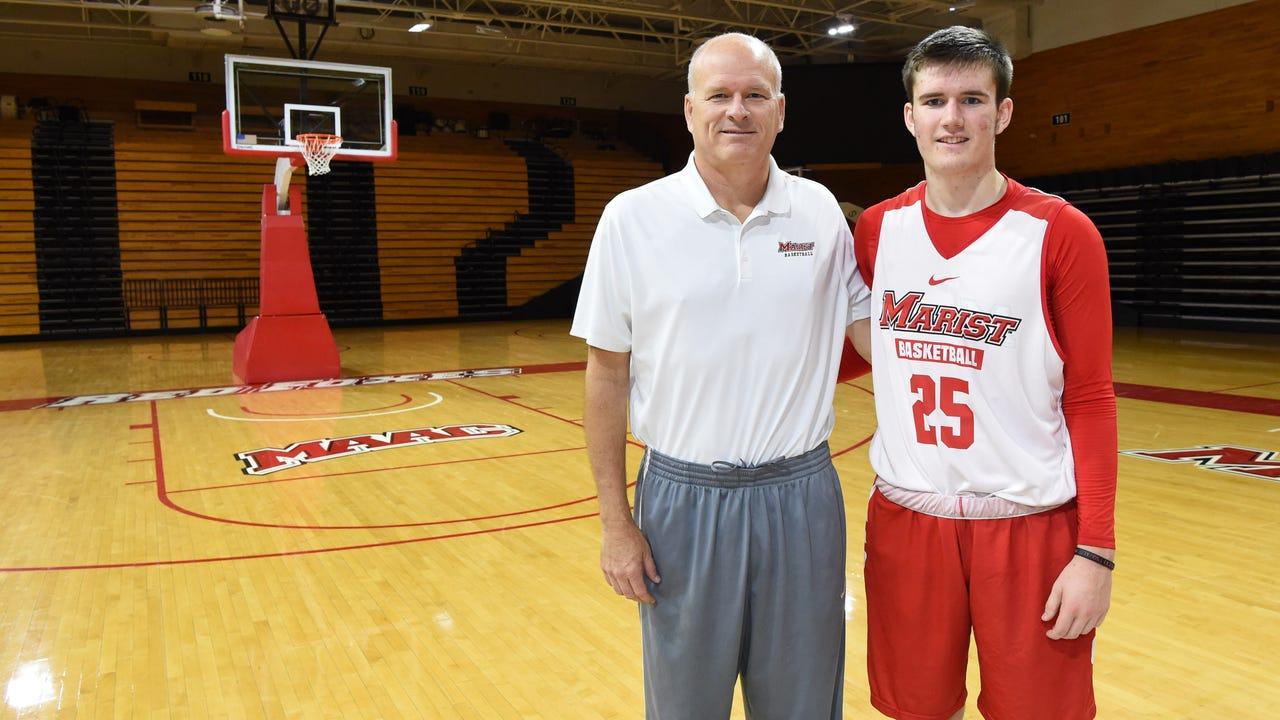 Marist's Paul and Tucker Lee talk basketball