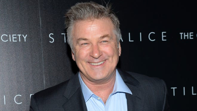 Alec Baldwin as himself, in 2015.
