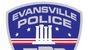 Evansville Police Department logo.