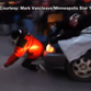 Car barrels into crowd at Minneapolis protest