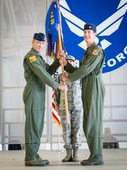 Lt. Col. Mark Sletten, 8th Fighter Squadron commander,