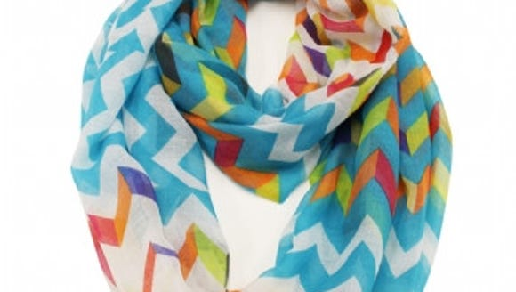 LuLu's carries specially designed scarves