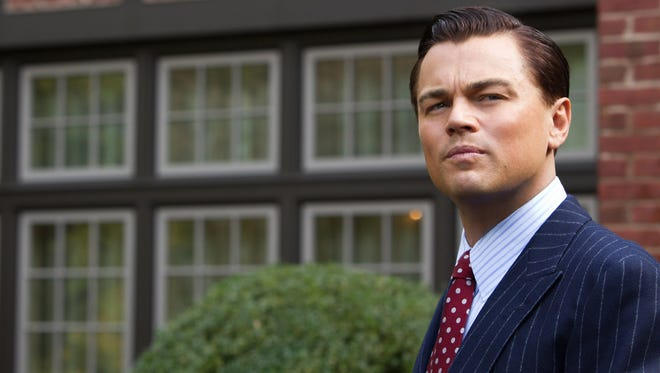 """Leonardo DiCaprio stars in """"The Wolf of Wall Street."""" (Mary Cybulski/Paramount Pictures/MCT)"""