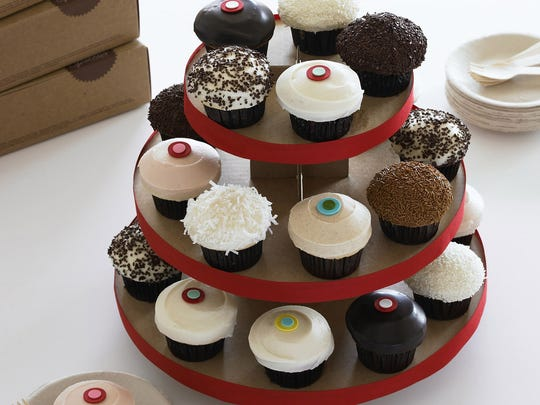 Sprinkles Cupcakes will offer new lemon-blueberry cupcakes