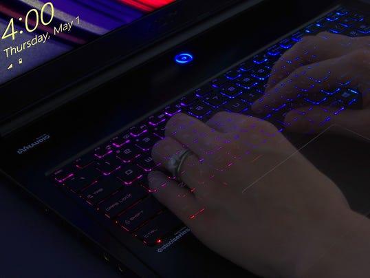 MSI GS60 Ghost laptop