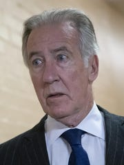 The request by Massachusetts Rep. Richard Neal, who heads the tax-writing House Ways and Means Committee, is the first such demand for a sitting president's tax information in 45 years.