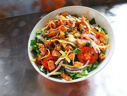 Healthy Fast Food In Chandler Az