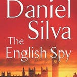 """Daniel Silva's """"The English Spy"""" tops the fiction best-seller list for the week ending July 5."""
