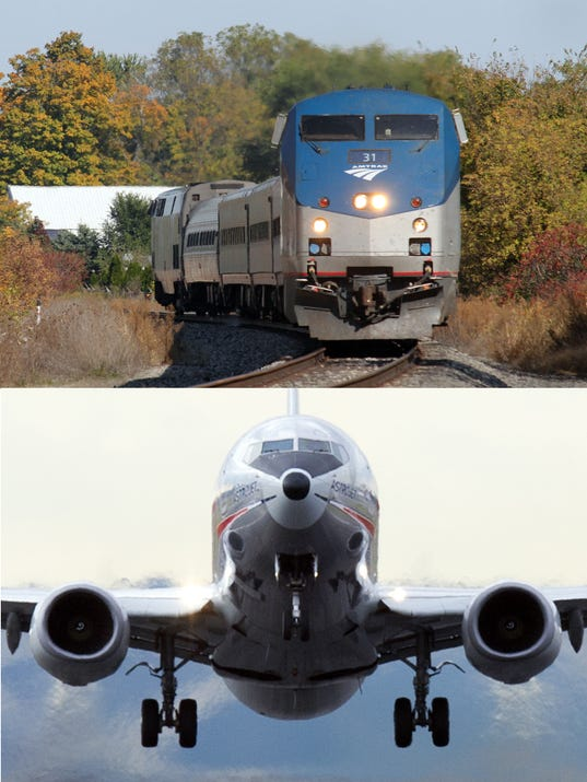 train or planes Trains have more accidents, but plane crashes kill more airline and train accidents are quite rare, but vivid video footage of accident scenes give.