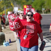 Arizona #RedForEd teacher walkout: What we know now